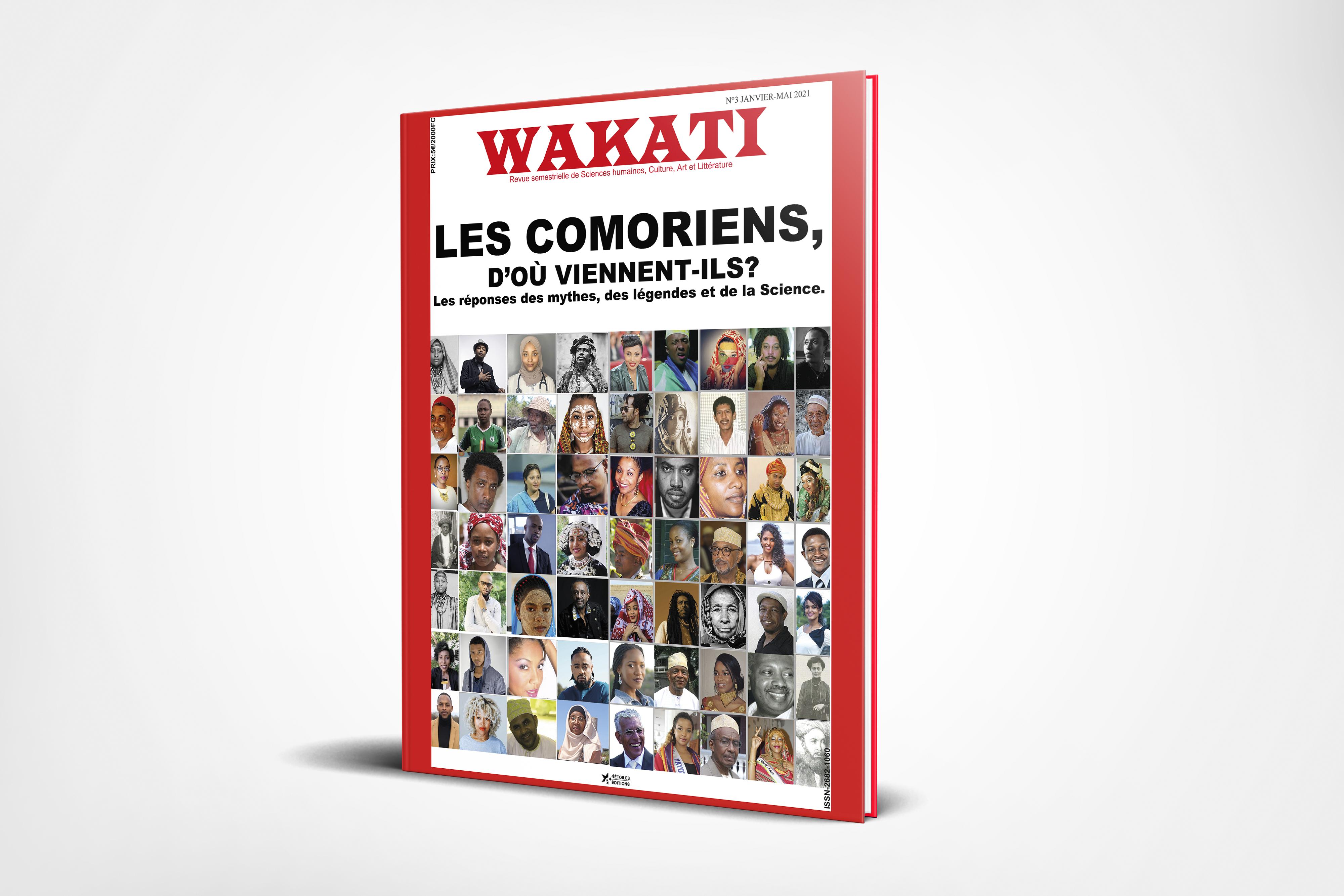 Les Comoriens d'où viennent-ils?