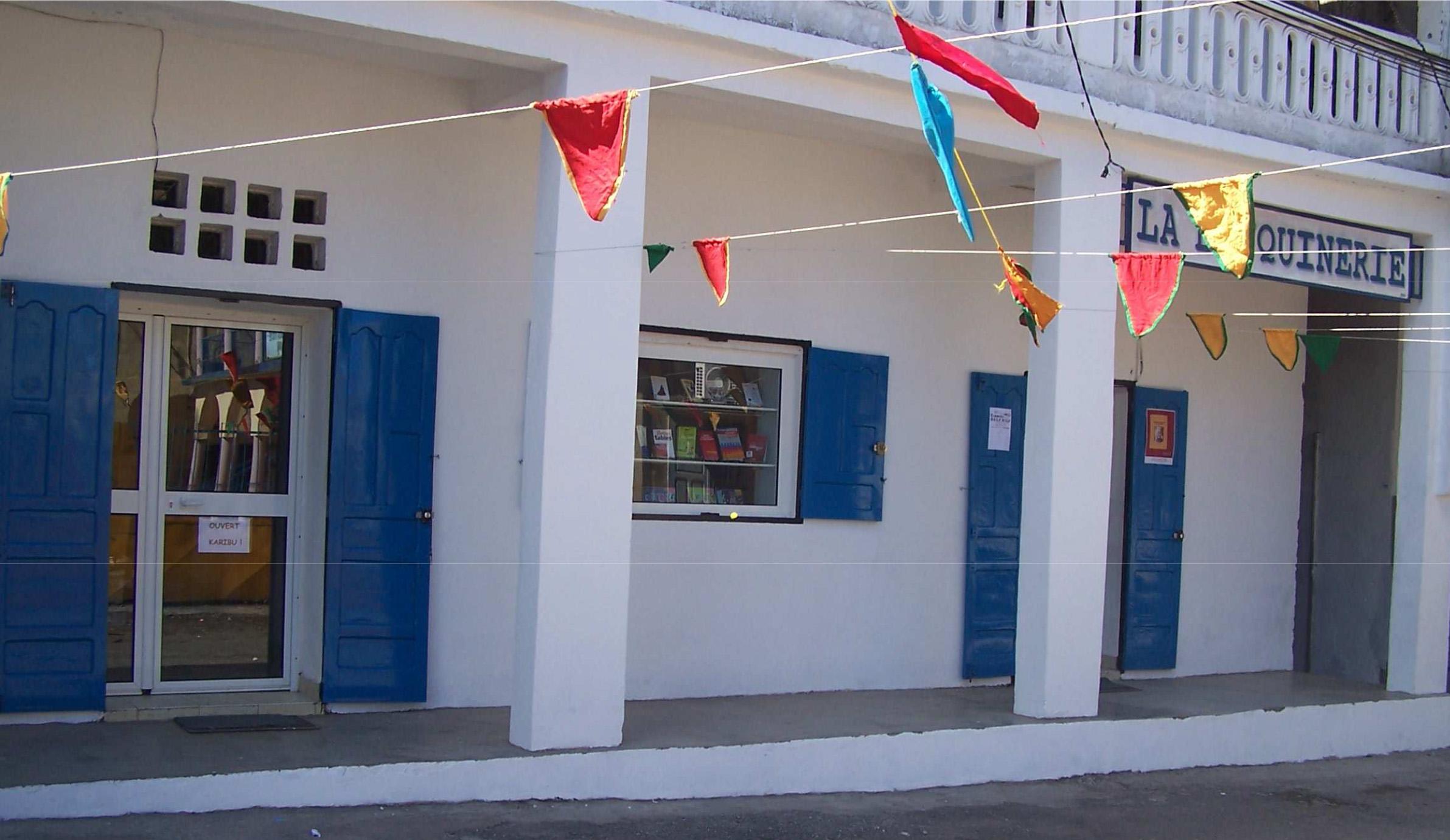 Bouquinerie d'Anjouan