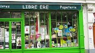 librairie libre ère